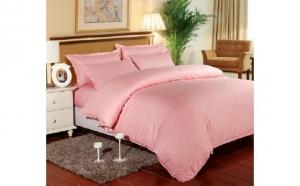 Lenjerie pentru pat dublu damasc