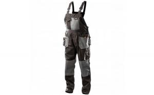Pantalon cu pieptar de lucru NEO TOOLS 81-240 L/52