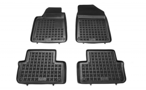 Set covorase cauciuc stil tavita Peugeot 407, 407 SW 05.04- Rezaw