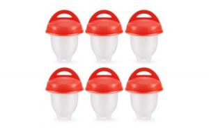 Set 6 recipiente pentru fiert oua