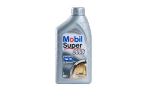 Mobil Super 3000 X1 Formula Fe 5W30 1L