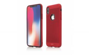 Husa Vetter iPhone XS, X Clip-On Vent Series LTD Rosu