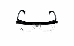 Ochelari cu lentile ajustabile