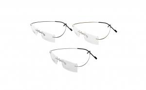 Rama de ochelari fara balamale, flexibil