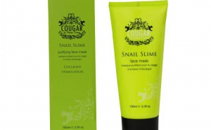 Cougar Snail Slime Purifying Face Mask, Cougar