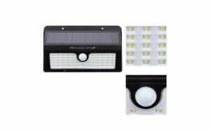 Lampa LED Solara 2638A 55 de LED-uri cu Senzor de Miscare