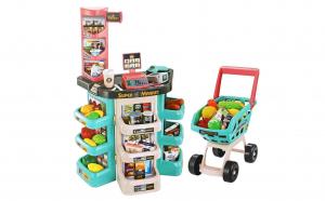 Set supermarket copii, Camara cu bunatati, Bucataria pentru copii