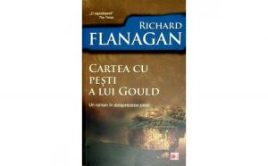 Cartea cu pesti a lui Gould. un Roman in