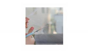 Set 2 x Plasa cu inchidere magnetica pentru usa + 2 x Plasa anti insecte, pentru fereastra