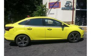 Perdele interior Ford Focus 2011-> sedan