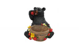 Figurina Urs cu cos 30x25 cm