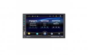 Mp5 Player de masina 7 inch Full Hd cu telecomanda si amplificator incorporat 4x60W
