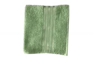 Prosop 100% bumbac 50x90cm verde PRC07