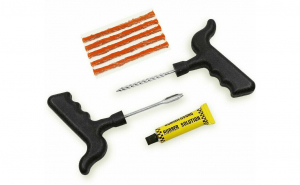 Kit de reparatie pana cauciuc, fara camera, tubeless, Vivo CP029