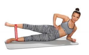 Banda elastica pentru intarirea musculaturii Recuperare