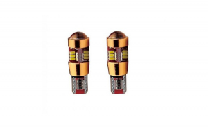 Becuri tip LED SMD pentru Pozitie (T10) CANBUS