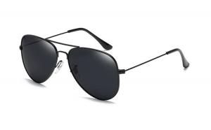 Ochelari de soare Aviator  - Negru