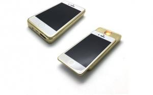Bricheta anti vant reincarcabila USB, ecologica, in forma spectaculoasa de Iphone