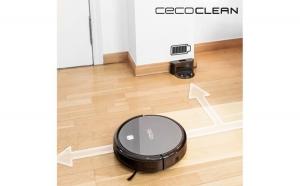 Robot aspirator cu mop si rezervor, Curatenia de Primavara