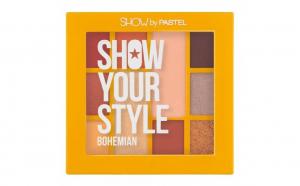 Trusa farduri 10 culori mate si perlate, Pastel Show Your Style 461 Bohemian