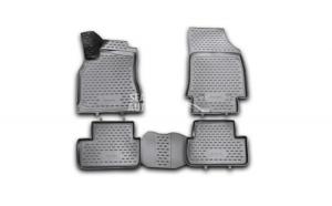 Set Covorase Tavita Negre Renault Fluence 2010-> Novline NVFREBL4007RE