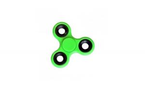 Jucarie anti-stres Fidget Spinner, verde