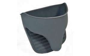 Manusa din silicon pentru bucatarie  gri