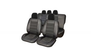 Huse scaune auto Opel Astra H (2004-2010)  Exclusive Leather Alcantara