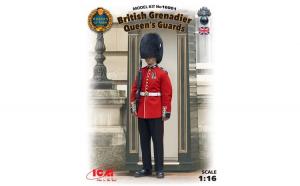 1:16 Grenadierul britanic al Reginei