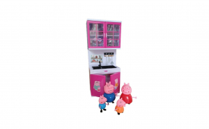 Set mini-bucatarie Peppa Pig