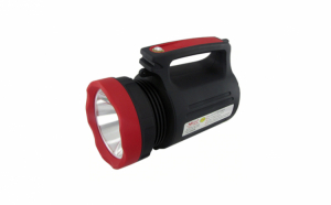 Lanterna LED cu maner,500 m, slot USB 28