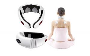 Aparat de masaj cu infrarosu pentru gat