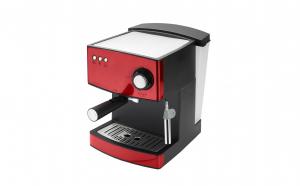Espressor profesional Adler, putere 850W, 15 bar, 1.6L, Rosu