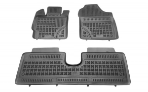 Set covorase cauciuc stil tavita Toyota Yaris 12.10- Rezaw
