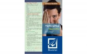 Sinteze Booklet - Matematica - clasa a VIII-a, autor Octaviana ?icu-Zorilescu, Eliza-Mariam Danielian