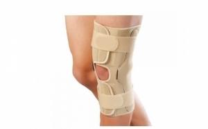 Fasa elastica pentru genunchi YC6056 - ideala pentru entorse de ligament