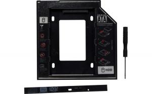 Rack HDD Caddy pentru laptop grosime