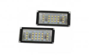 Set Lampi Iluminare numar LED BMW E46