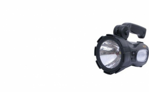 Lanterna profesionala, cu distanta de iluminare sau flux luminos foarte mare