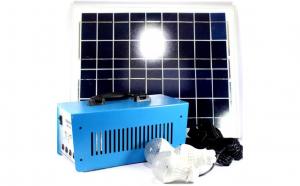 Sistem LED cu Incarcare SolaraGD-8018