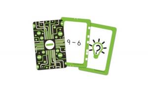 Invata scaderea   Set carti de joc Figuro