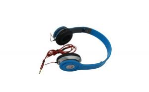 Casti audio pliabile, Mega Bas, Albastru