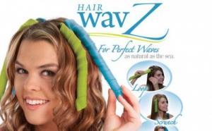 Bucle frumoase cu bigudiuri Hair Wav, la 35 RON in loc de 59 RON