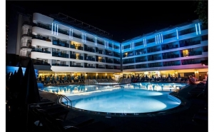 7 nopti Alanya Hotel Avena Resort Spa 4*