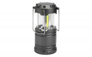Lanterna 3 Led pliabila, 9 W, Gri, 19 cm