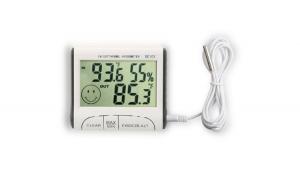 Termometru Si Higrometru Digital Pentru