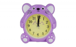Ceas de masa pentru copii Ursulet