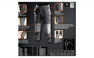 Pantalon de lucru NEO TOOLS 81-230