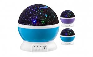 Lampa de veghe Star Master Glob