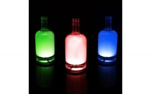 Decoratie autocolanta cu LED pt. sticla